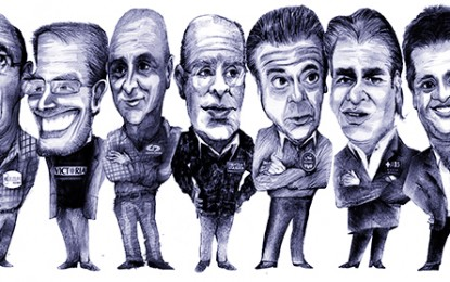 Los candidatos debaten en El Diario