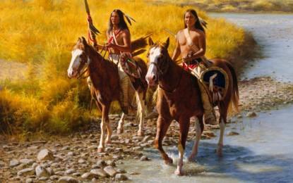 Filosos como navajos