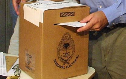 Se vota en Laboulaye