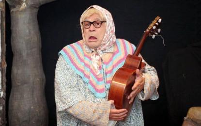 "Doña Jovita viene a ""gambetear pecados"""