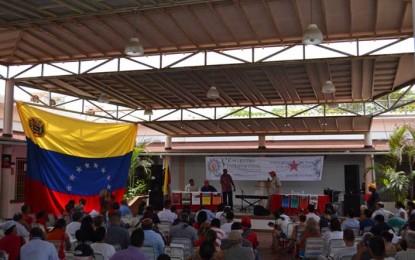EL DIARIO y Fadiccra presentes en encuentro internacional en Venezuela