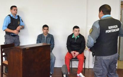 Tras los alegatos, dictan hoy la sentencia para dos imputados
