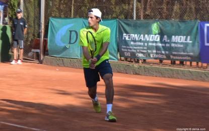 Pedro Cachín es finalista en Madrid