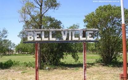 Festival aéreo en Bell Ville