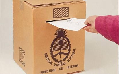 """La Junta Electoral difunde video explicando cómo votar con """"boleta única"""""""