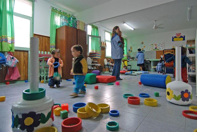 Abren licitaci n para compra de mobiliario el diario del for Actividades para jardin maternal sala de 2