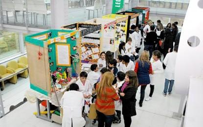Todo listo para una nueva edición de la Feria de Ciencias y Tecnología