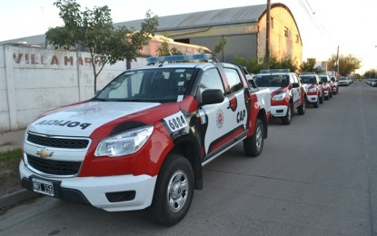 Etruria: rompió el vidrio de la puerta de una agencia de quiniela para entrar a robar