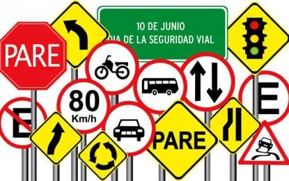 """""""Logramos reducir en casi un 55% los accidentes viales en la ciudad"""""""