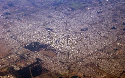 La Plata y sus diagonales