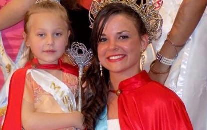 Magalí Ortiz, Reina en Sampacho