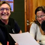 Juan Carlos Masiero y Patricia Cuevas. Sus programas se pueden escuchar en hologramatierra.com.ar