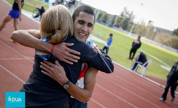 El atletismo dio cuatro medallas y el fútbol va en busca del oro