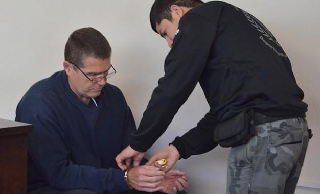 Confesión y condena: 11 años de prisión para el médico abusador