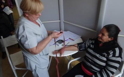 Realizan encuesta para conocer la prevalencia de la hipertensión arterial