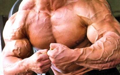 Cuando la obsesión por los  músculos se convierte en enfermedad