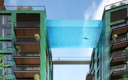 Cómo será la piscina más profunda del mundo