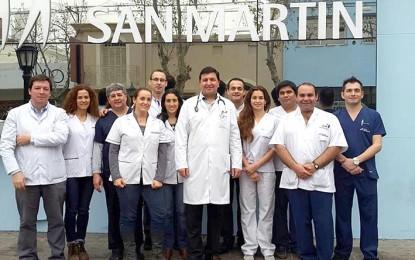 Unidad de rescate para accidentes cerebrovasculares