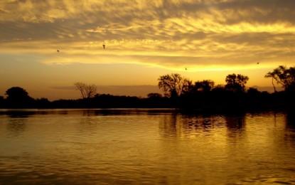 Hecha de río, hecha de historia