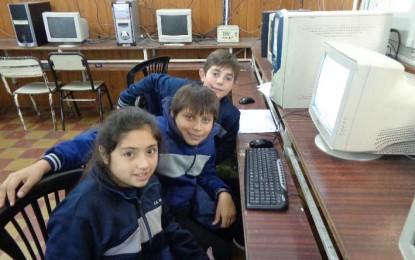 Con la informática a las Olimpíadas