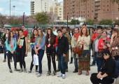 En un emotivo acto, recordaron a Claudia Rodríguez