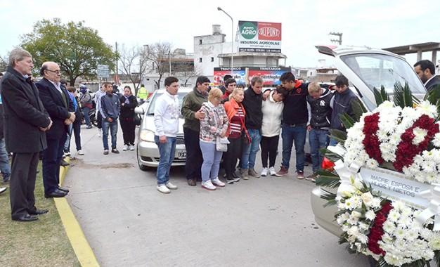 Pesar por el fallecimiento del excombatiente Enrique Hoch