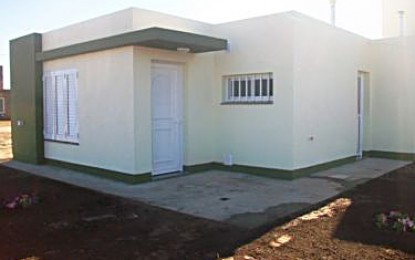 """Modelo"" en materia de viviendas"