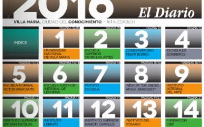 Guía Educativa 2016 de EL DIARIO