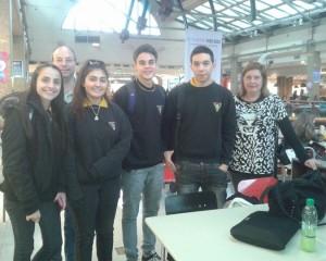 Alumnos del Rivadavia pasaron al nacional de Olimpíadas de Historia