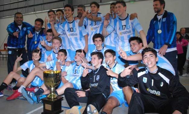 Paraguay en damas y Argentina en varones, campeones