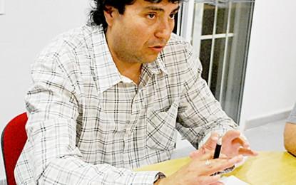 Martínez confirmó la ruptura con la Federación Cordobesa