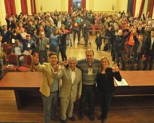 Medios de prensa cooperativos apoyan la continuidad de las políticas nacionales