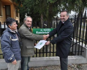 """Kamienski viajará nuevamente a Europa para su programa """"De aquí para allá"""""""