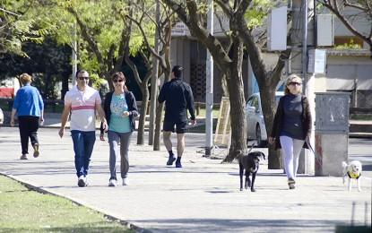 La actividad física, un hábito cada vez más frecuente