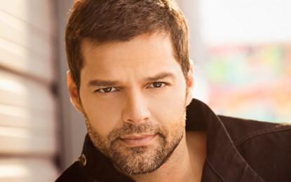 Ricky Martinllegará en febrero
