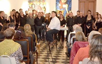 El Coro de la UTN en dos conciertos
