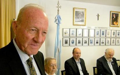 Nuevo salón de la Sociedad Italiana