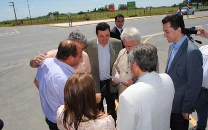 LA PALESTINA – Asamblea del Consorcio