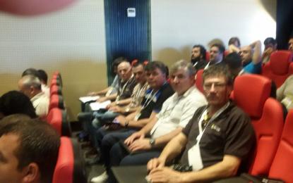 Directivos de Atilra participaron de taller formativo en Sunchales