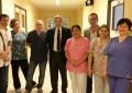 Intervienen con éxito a un bebé prematuro en el Hospital Pasteur