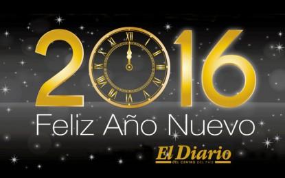 Por un gran 2016 para todos