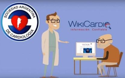 Lanzan WikiCardio, una web con información cardiológica