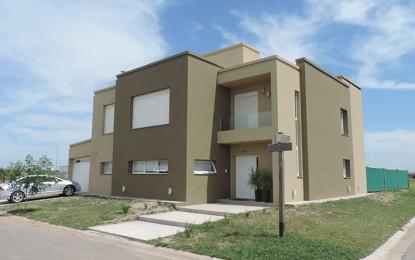 Una vivienda diseñada para una activa vida social