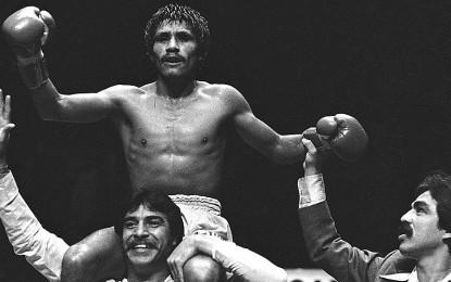 """""""Lupe"""" Pintor, el boxeador que puso nocaut a la devaluación"""