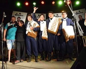 """Los del Camino resultaron los ganadores de la peña """"soñadora"""""""
