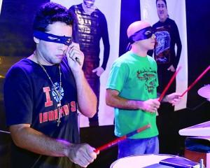 Supercampeones, la banda local que subirá mañana al Anfiteatro