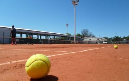 La escuela de tenis prepara su arranque