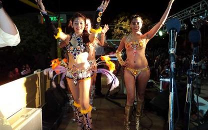 Viernes y sábado de pleno Carnaval