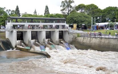 Aseguran que los embalses tienen margen para soportar más lluvias