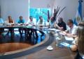 Gill se reunió con directivos de Acovim